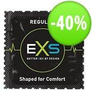 Köp 12 EXS Kondomer for 29 kr